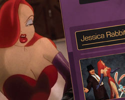 the baldian 32: Jessica Rabbit